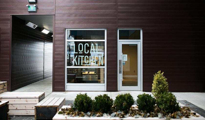 The Local Kitchen Strata Development