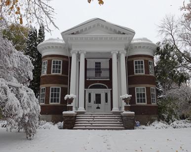 Sask Crescent Historical Home